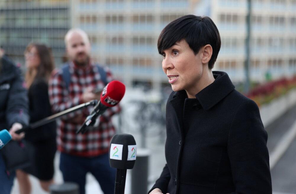 KÜBERSKANDAAL   Norra: Venemaa ründas meie parlamendi meilisüsteemi