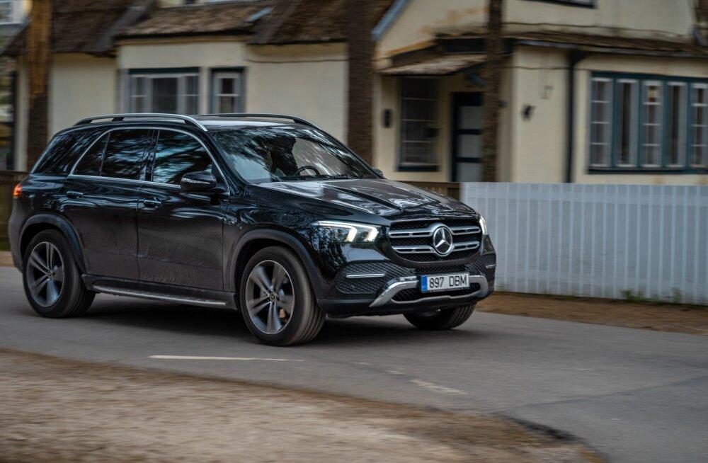 Mercedes GLE 300d 4Matic: naabrimees ostaks pikema jututa, mina mitte