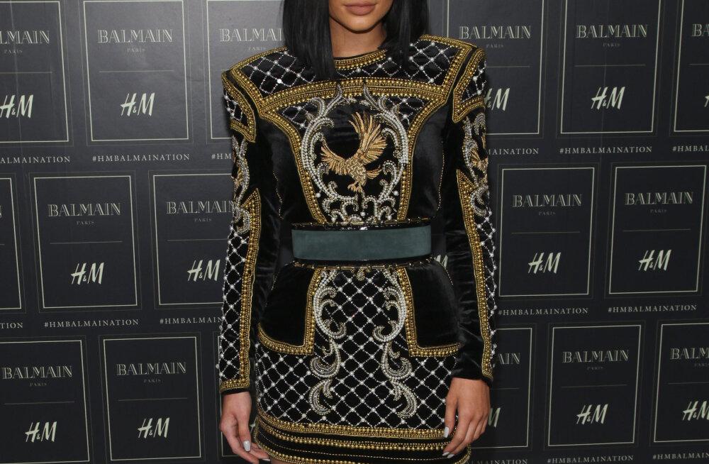 Готовьте кошельки: в продажу поступает дизайнерская коллекция Balmain для H&M