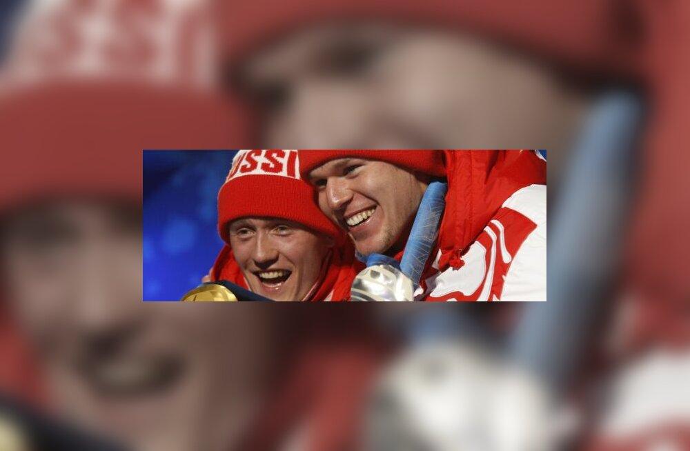 Krjukov ja Panžinski, Venemaa suusatamine