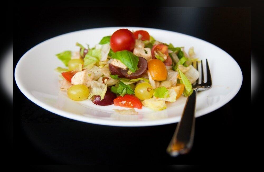 Kaalunõustaja: see, et kell kuus söömise lõpetamine kaalule hästi mõjub, on müüt!
