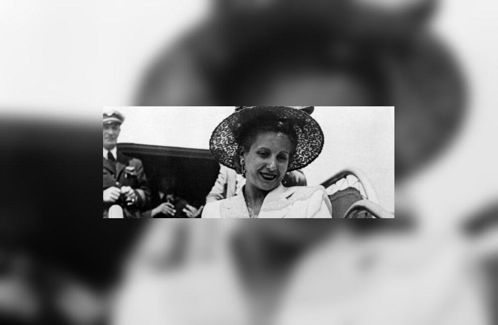 Evita, Eva Peron