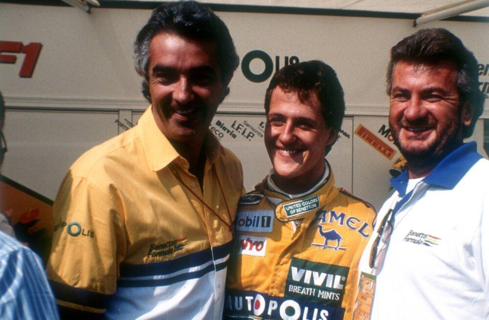 Michael Schumacheri endine mänedžer sakslase suurest otsusest: kui ta vaid oleks mind kuulanud