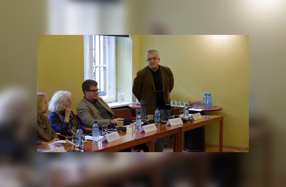 ВИДЕО DELFI: Актер Филиппов рассказал, что в фильме о Гагарине сыграл академика Королева