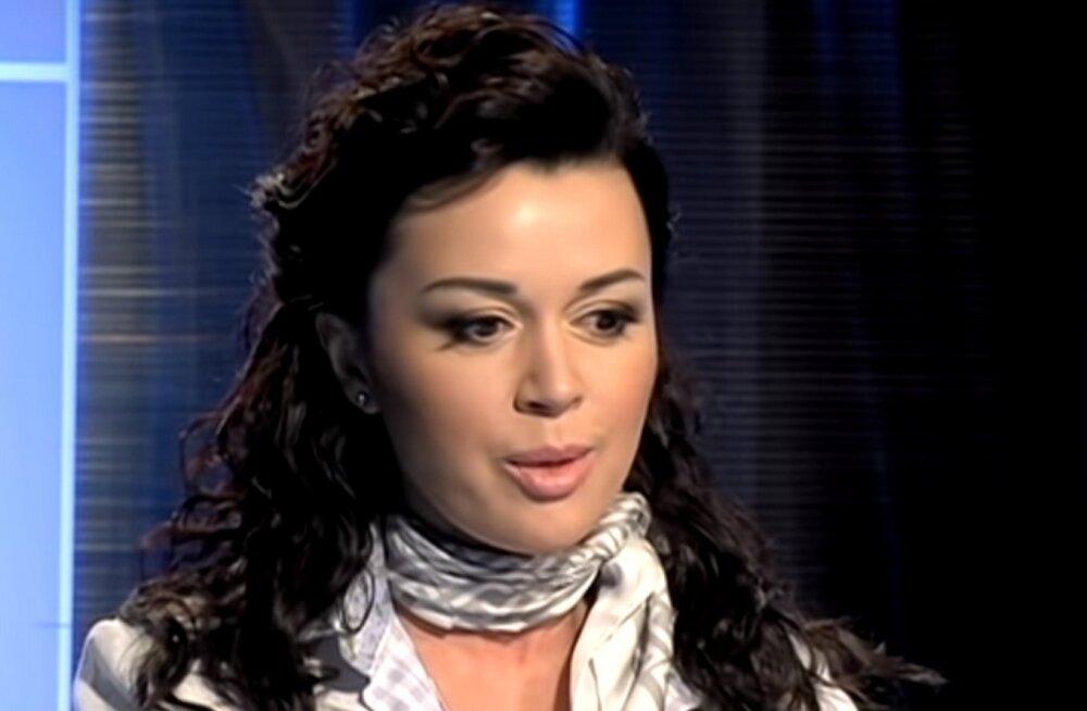 Анастасия Заворотнюк впервые за долгое время вышла на связь