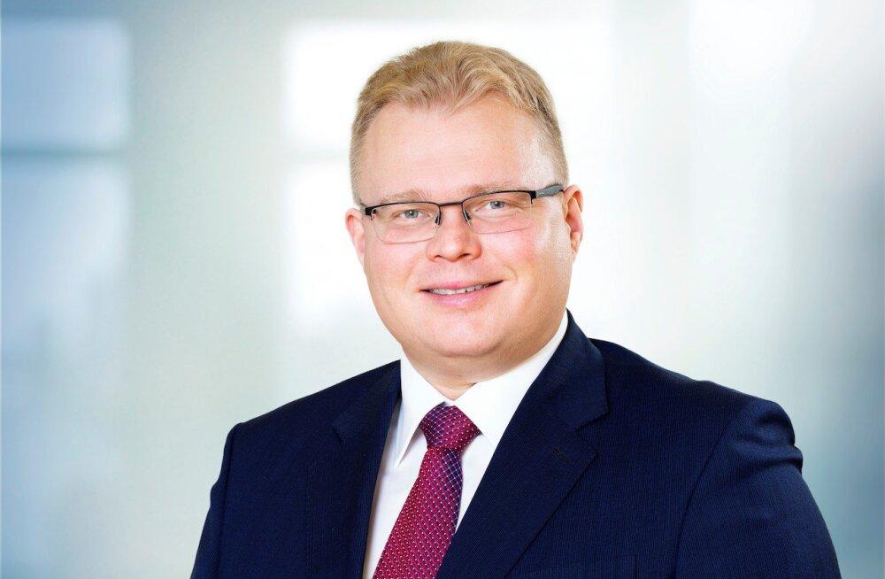 Новым членом правления Eesti Gaas стал Калев Рейльян