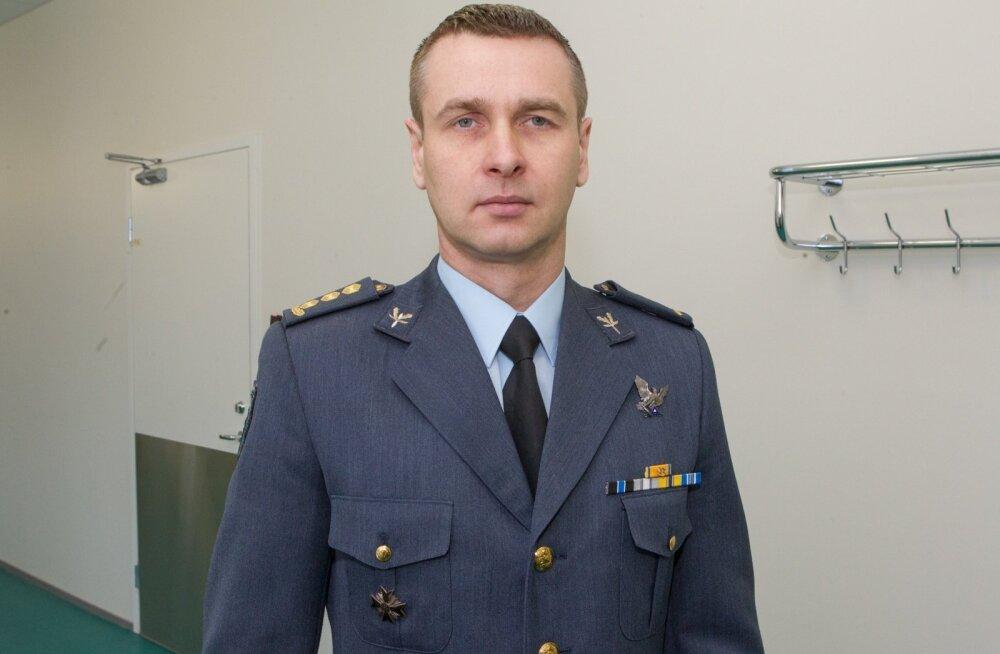 Luik nimetas uued õhuväe ja erioperatsioonide väejuhatuse ülemad