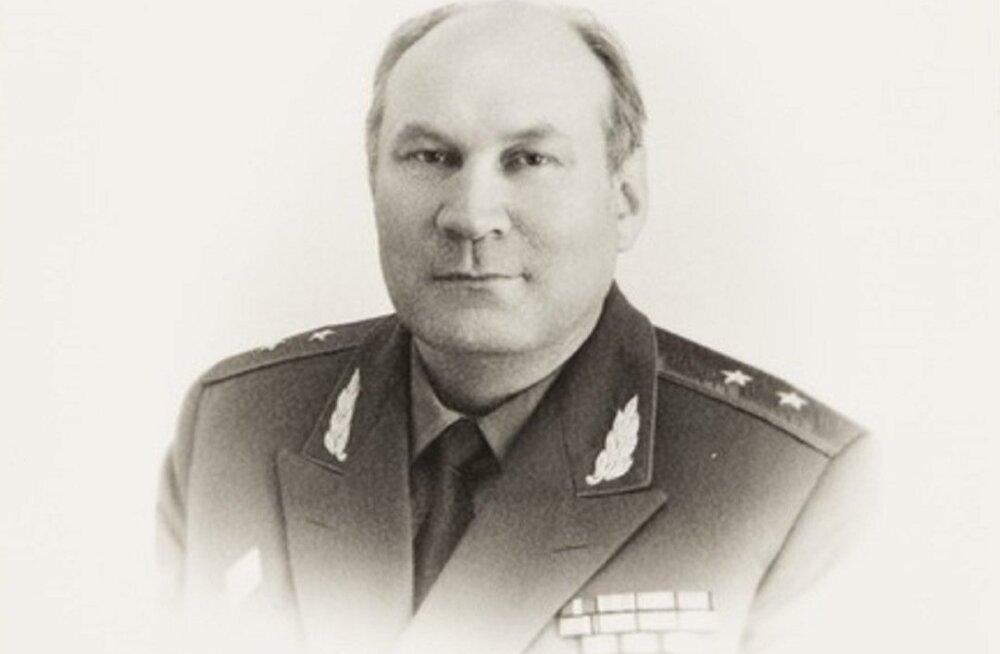 Умер бывший председатель КГБ ЭССР Карл Кортелайнен
