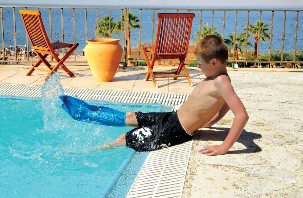 Kipsis käsi või jalg? Naudi veemõnusid veekindla kipsikaitsmega