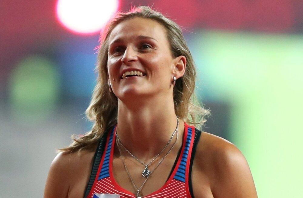 Barbora Špotakova Dohas.