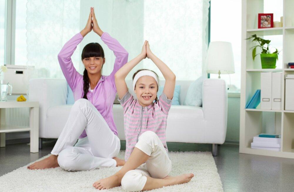 Lastejooga — uus trend tänapäeva rahutute laste kasvatamisel!
