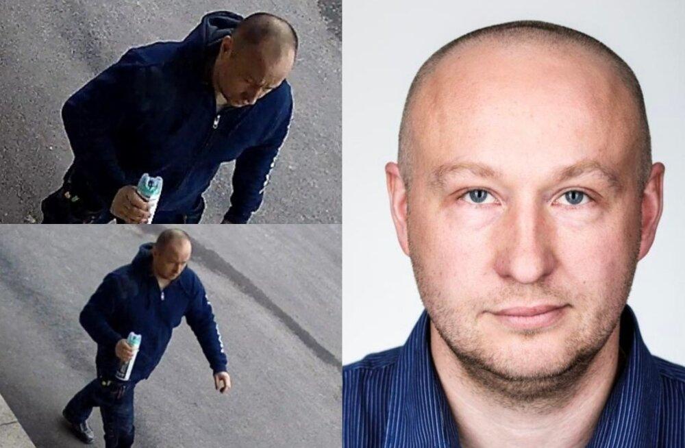 Keskerakonna büroo akende sodimises kahtlustatav Maksim Nikolajev