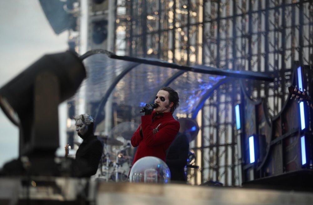 LUGEJA VIDEOD | Tartu ajaloo suurim rokipidu! Vaata kaadreid sellest, mis toimub kontserdialal ja kuidas rokitakse laval