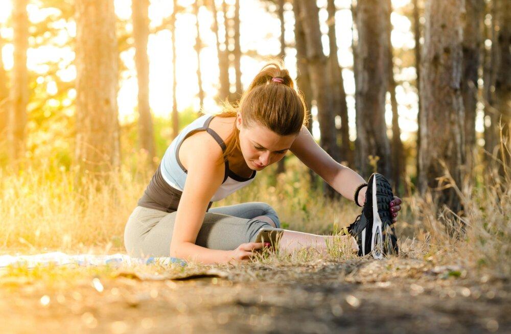 Kuus vähem tuntud nippi, mis aitavad kevadised treeningud veelgi efektiivsemaks muuta