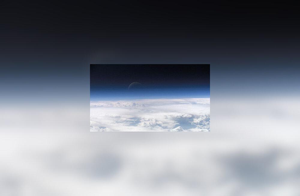 Hapnik ilmus Maa atmosfääri kolm miljardit aastat tagasi