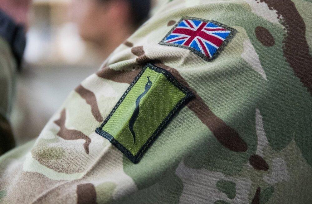 Telegraph: Venemaa saadab Briti sõduritele Eestis ähvardavaid sõnumeid: me jälgime teid