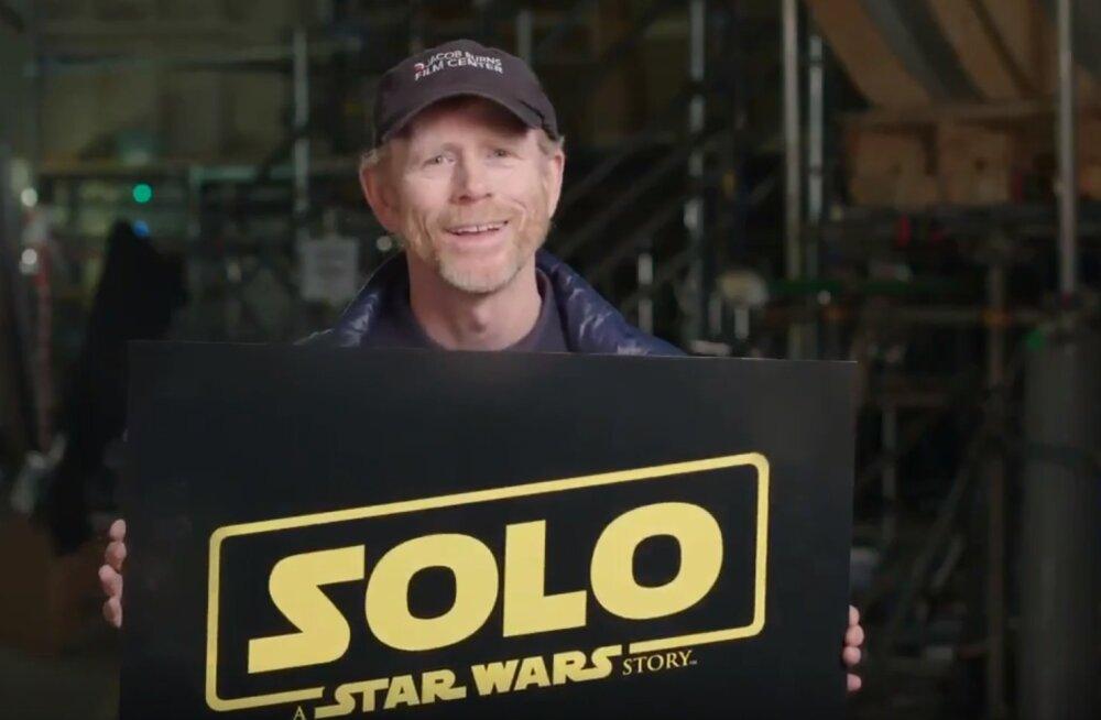 """Selgus järgmise """"Star Warsi"""" filmi pealkiri"""
