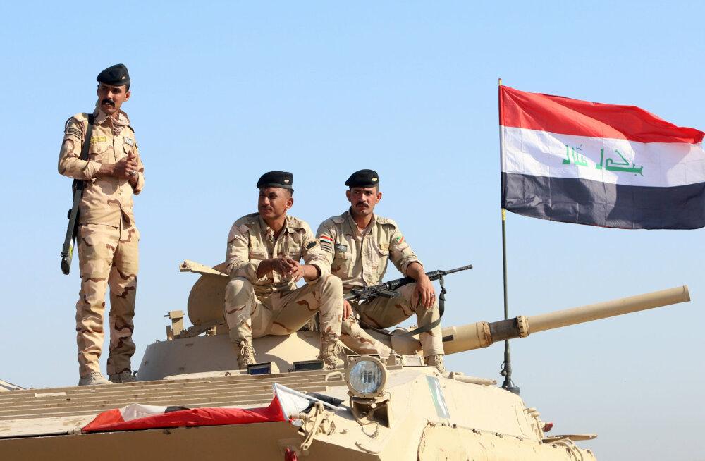 Iraagi peaministri kohusetäitja: USA rünnak võib sütitada hävitava sõja