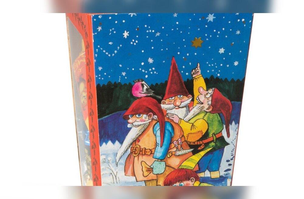 GALERII   Kas mäletad jõulumaiustusi eelmistest kümnenditest?