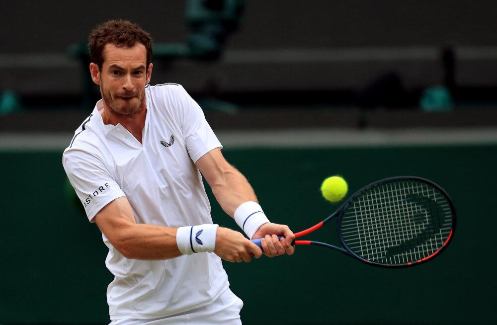 Uuesti vigastada saanud Andy Murray tagasitulek lükkub veelgi edasi