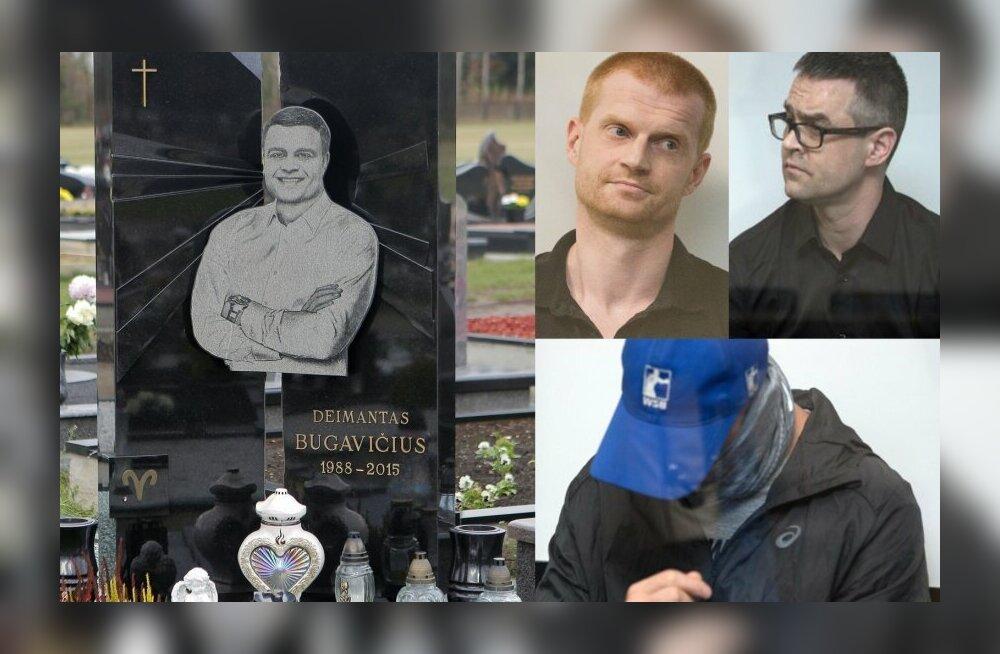 Leedu allilmaliidri mõrvas kahtlustatakse lisaks kahele eestlasele ka ühte kohalikku tegelast.