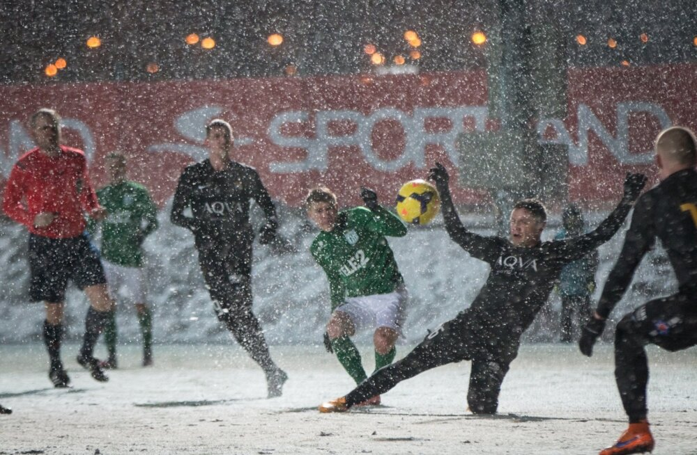 FC Flora - Rakvere JK Tarvas  Sportland Arenal