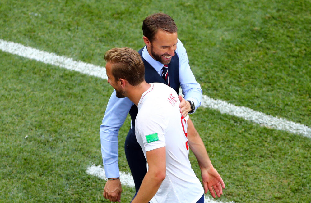 Inglismaa koondise peatreener on rahul Harry Kane'i suhtumisega