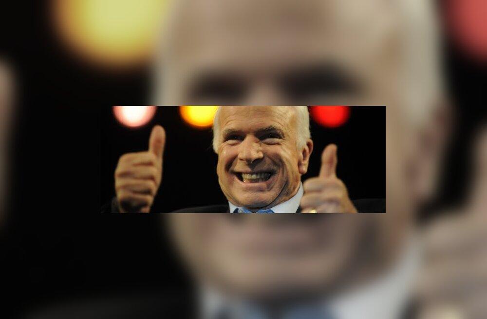 McCain võitis Kentuckys, Obama Vermontis