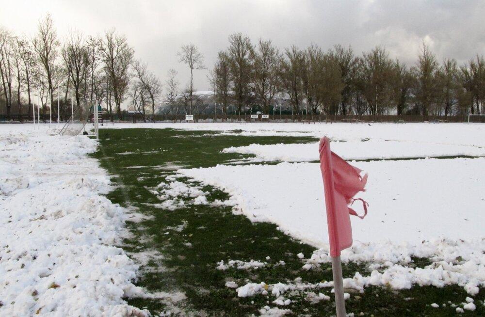 Lumi  ja rahe Kuressaares