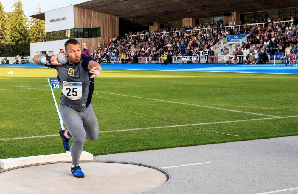 Mullu oma rekordi 20.13-ni viinud Kristo Galeta kavatseb 36-aastaselt teha korraliku arenguhüppe.