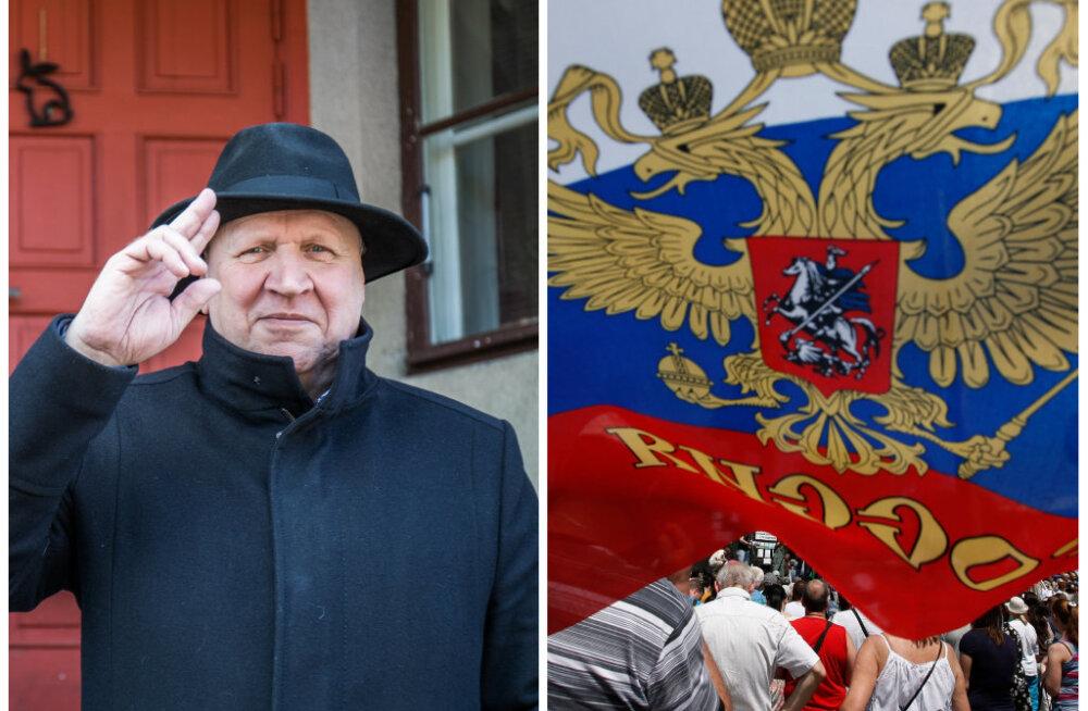 Mart Helme ähvardavalt: EKRE ei lase Keskerakonnal ja Reformierakonnal vene küsimuses valeturakat mängida, lööme vene kaardi julgelt lauda