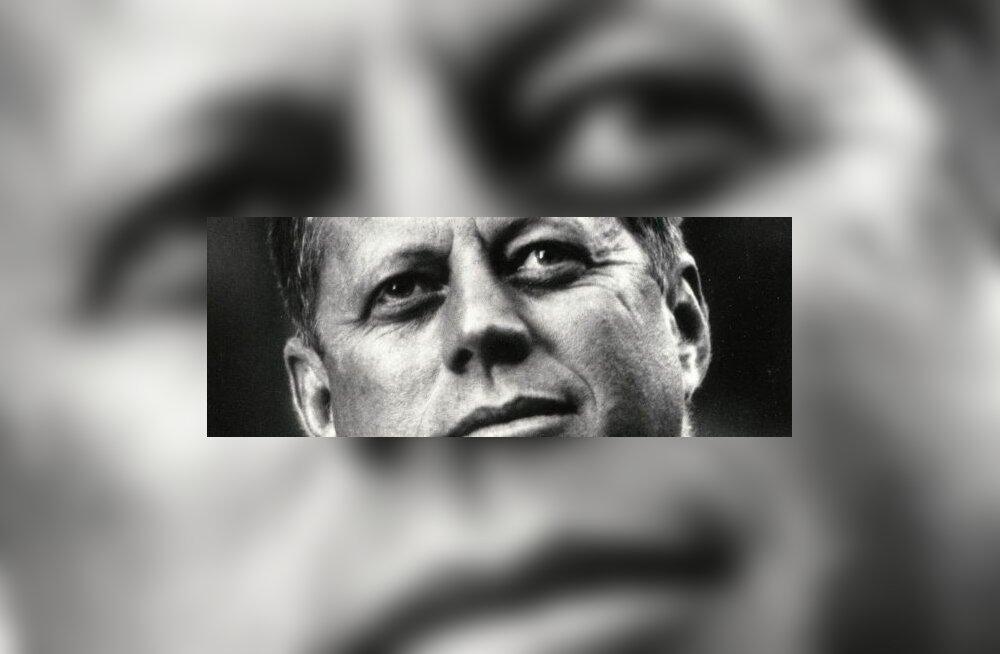 John F. Kennedy mõrvast möödus 45 aastat