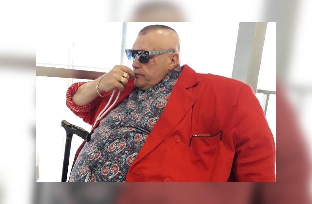 Стас Барецкий объявил голодовку