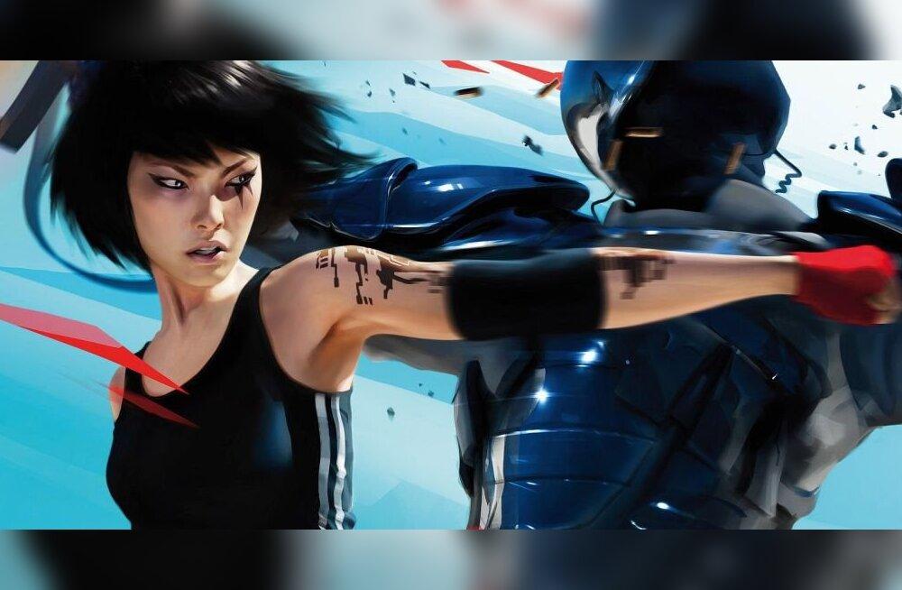 6-12. juuni: uusi videomänge – Mirror's Edge 2, uus Kirby, Sherlock Holmes: The Devil's Daughter