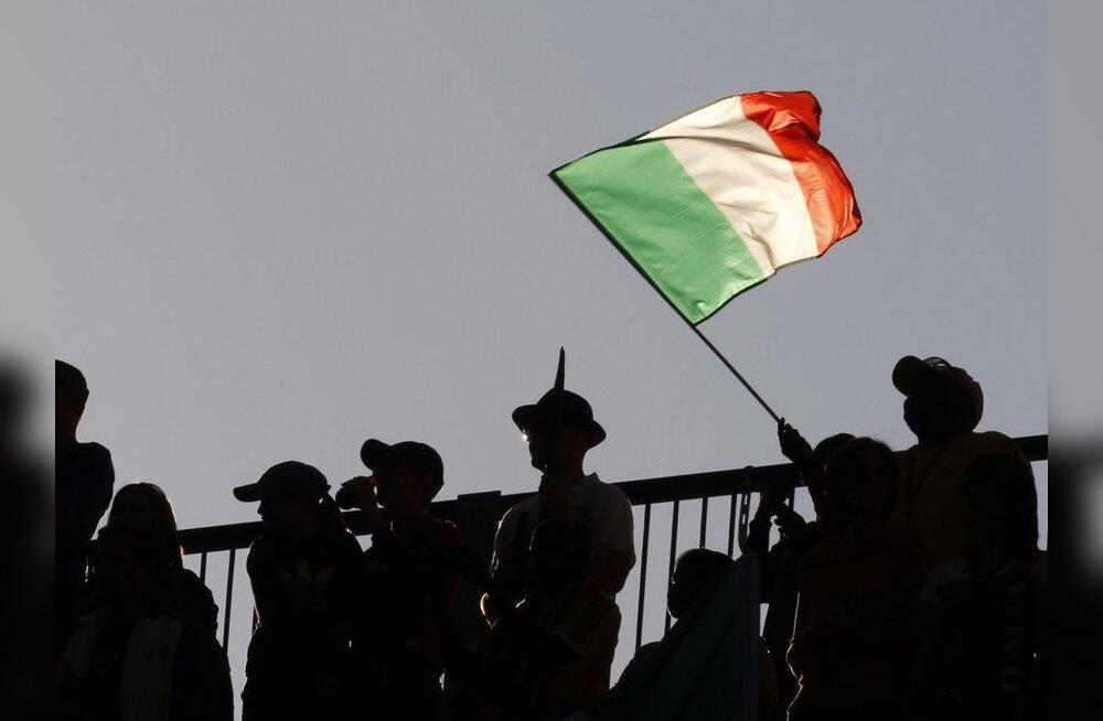 """Itaalia vanemad ajavad 41-aastast """"suurt beebit"""" kohtuga kodust minema"""