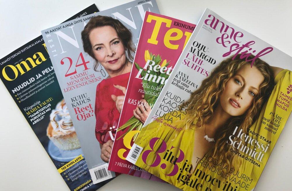Värskete ajakirjade-ajalehtede koju tellimiseks lisandus uus võimalus