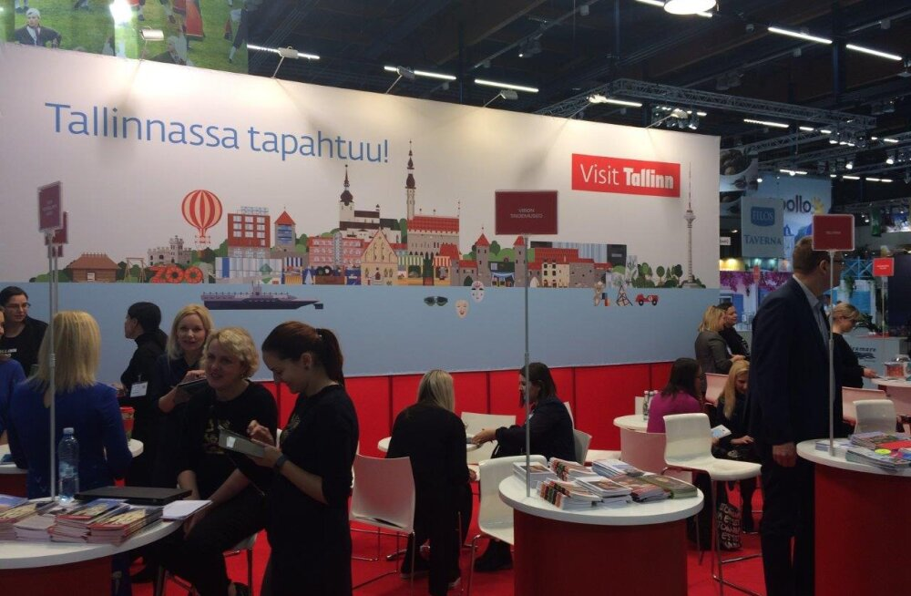 Таллинн принимает участие в туристической ярмарке в Хельсинки