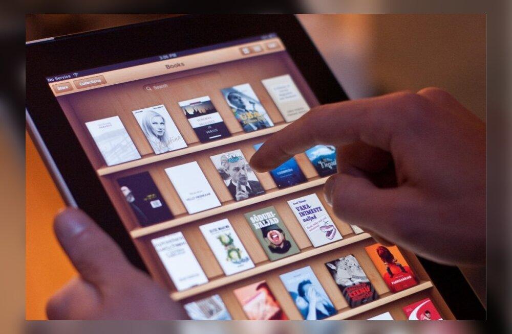 Kui suur on hinnavahe e-raamatu ja tavalise raamatu vahel