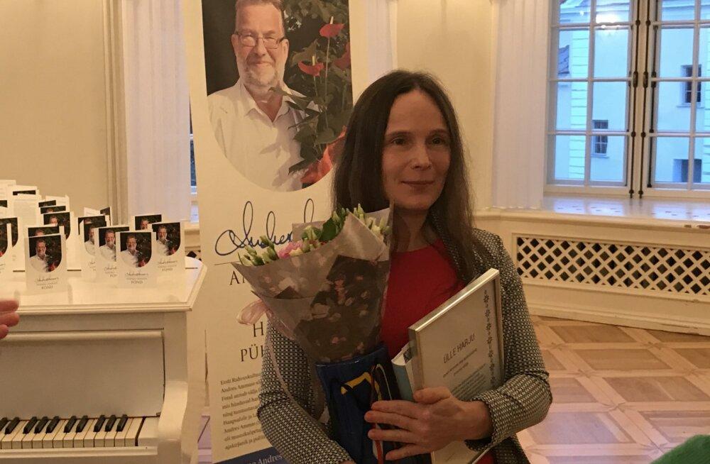 Anneli Ammase nimeline hea ajakirjanduse esimene preemia läheb Võrumaale