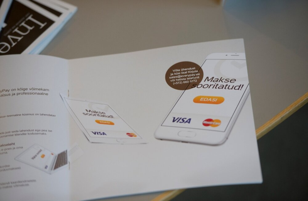 LHV kaardimaksed Lihtsalt