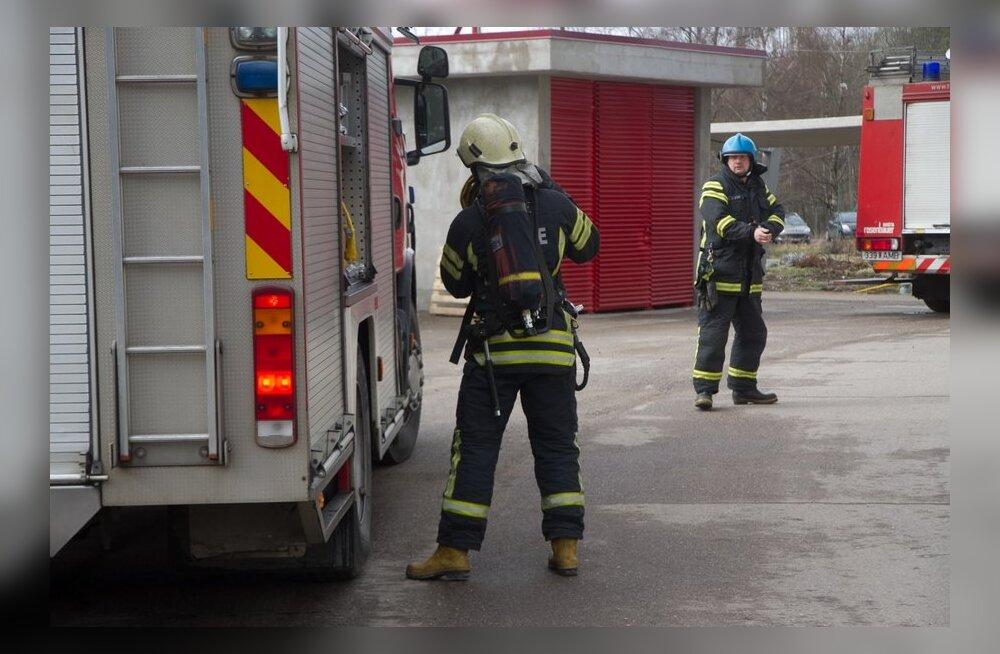 Ettevõtja plaanib Saaremaal luua erapäästekomando