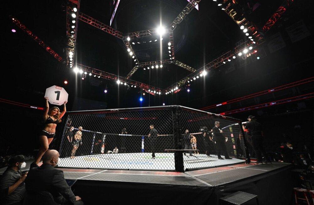 Baltikumi gladiaator astub sel pühapäeval teist korda UFC puuri
