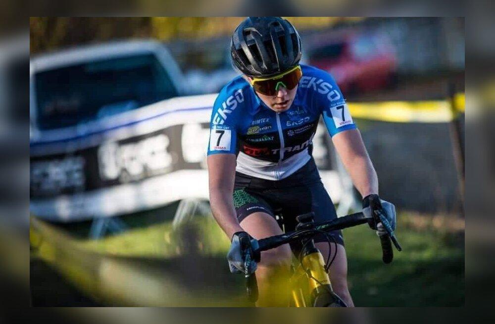 Eestit esindab cyclo-crossi EM-il üle kümne ratturi