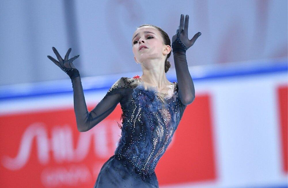 iAnna Shcherbakova