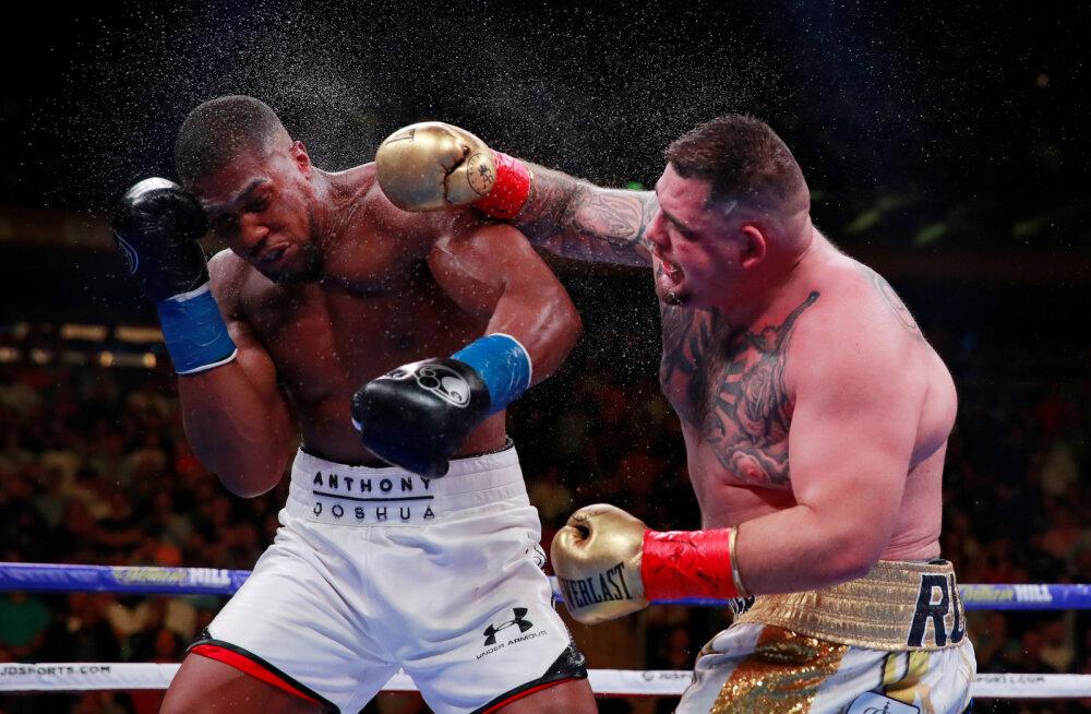 Poksitšempion Kaupo Arro: Ruiz vs Joshua on kahtlemata aasta suurim poksisündmus