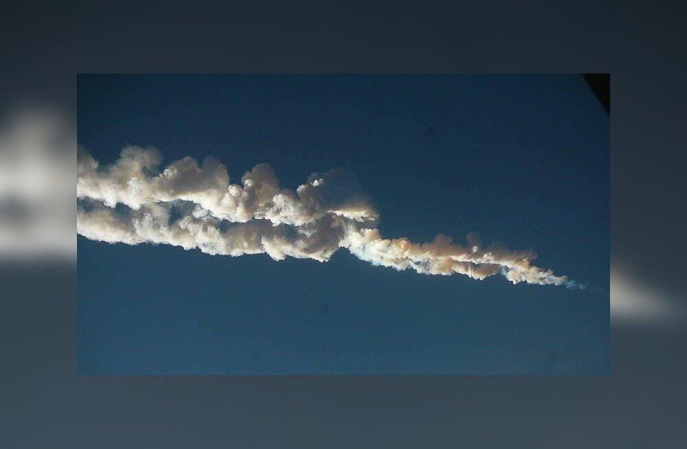 Tuleb, mis peab: Tšeljabinskit tabanud meteoor võttis kursi Maale juba miljonite aastate eest