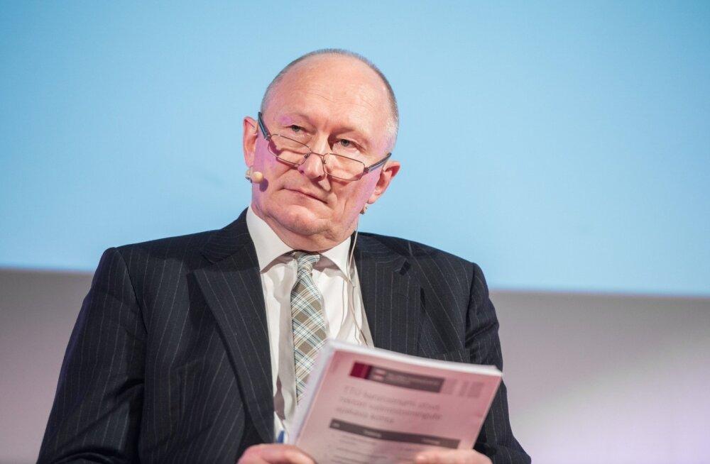 TTÜ rektorikandidaat Jaak Aaviksoo