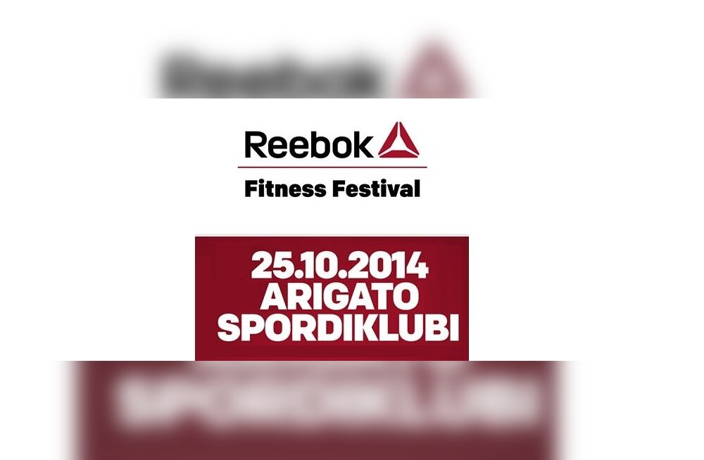 Reebok Fitness Festival