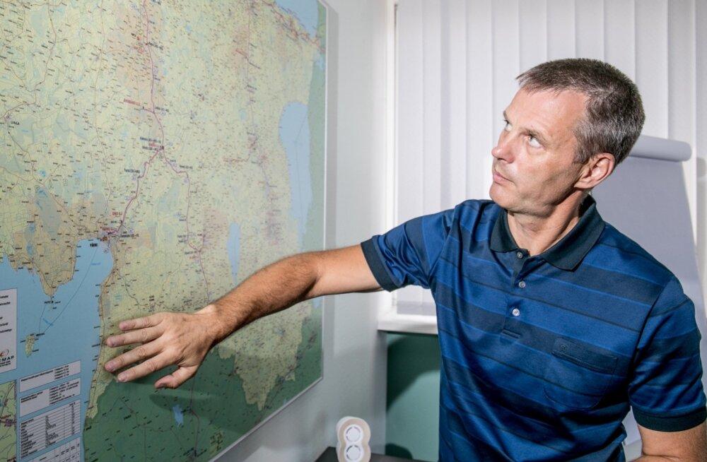 Eesti Gaasi juhatuse liikme Raul Kotovi sõnul tulevad sel aastal tanklad Viljandisse, Jõhvi ja Rakverre.