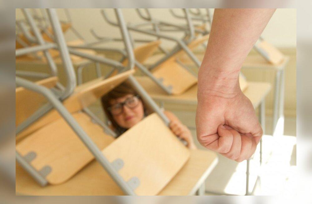 Ekspert: kui õpilane ei tunne end koolis turvaliselt, ei toimu ka õppimist